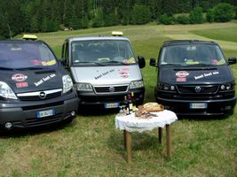 Shuttle - Minibus Service South Tyrol